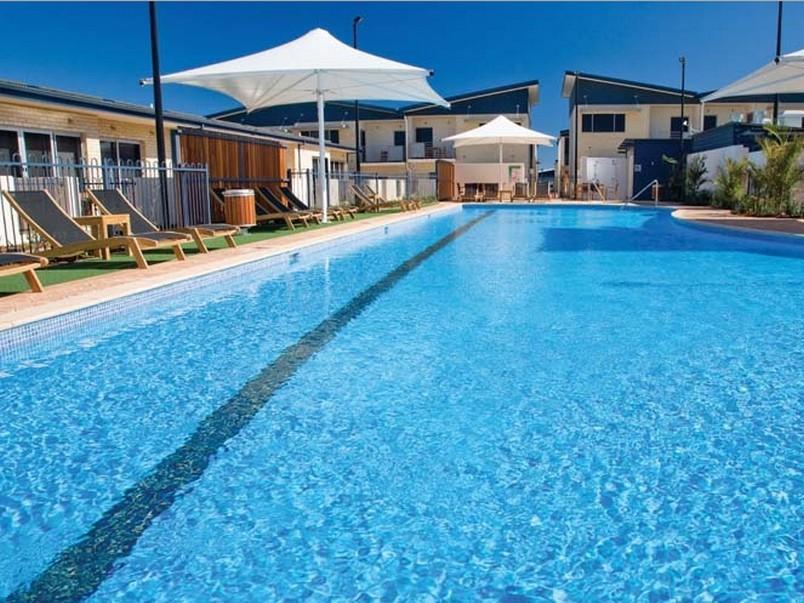 Broadwater Mariner Resort Geraldton - Hotell och Boende i Australien , Geraldton