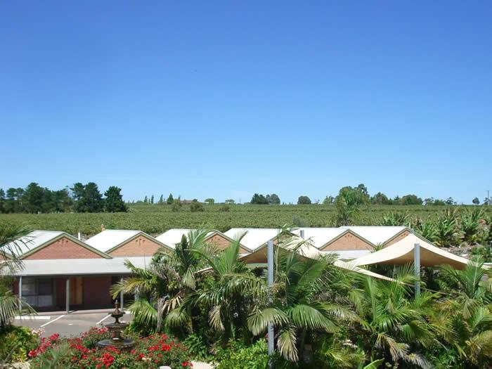 Mclaren Vale Motel and Apartments - Hotell och Boende i Australien , Mclaren Vale