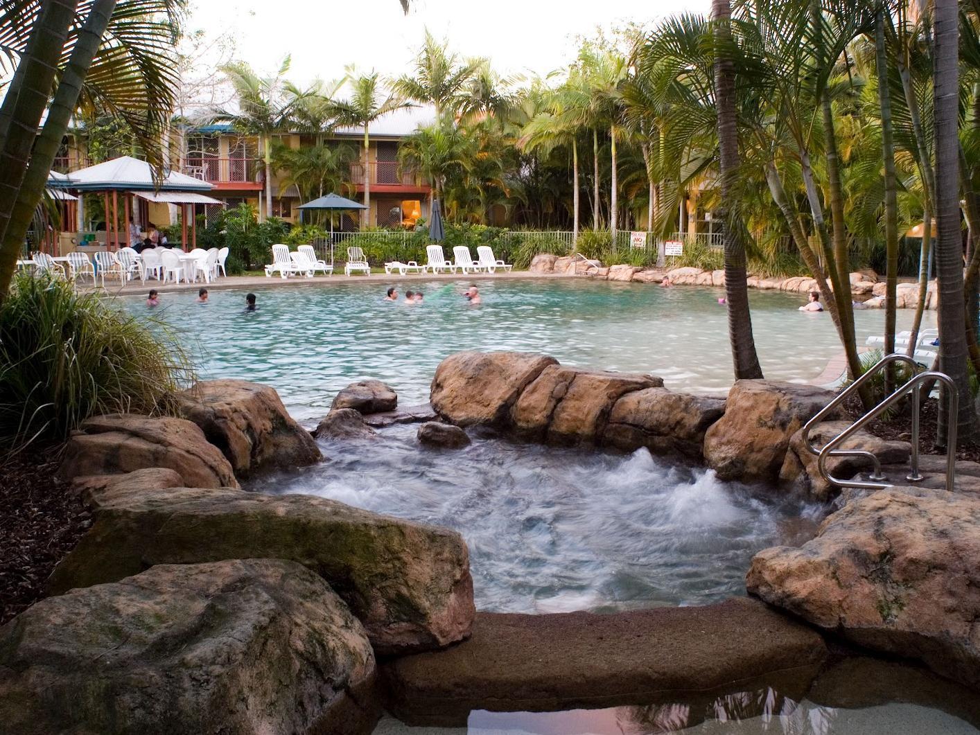 Diamond Sands Resort - Hotell och Boende i Australien , Guldkusten