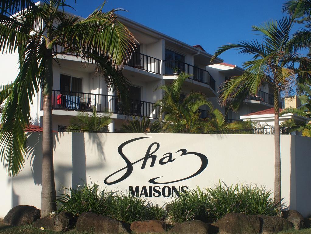 Shaz Maisons Holiday Apartments - Hotell och Boende i Australien , Guldkusten