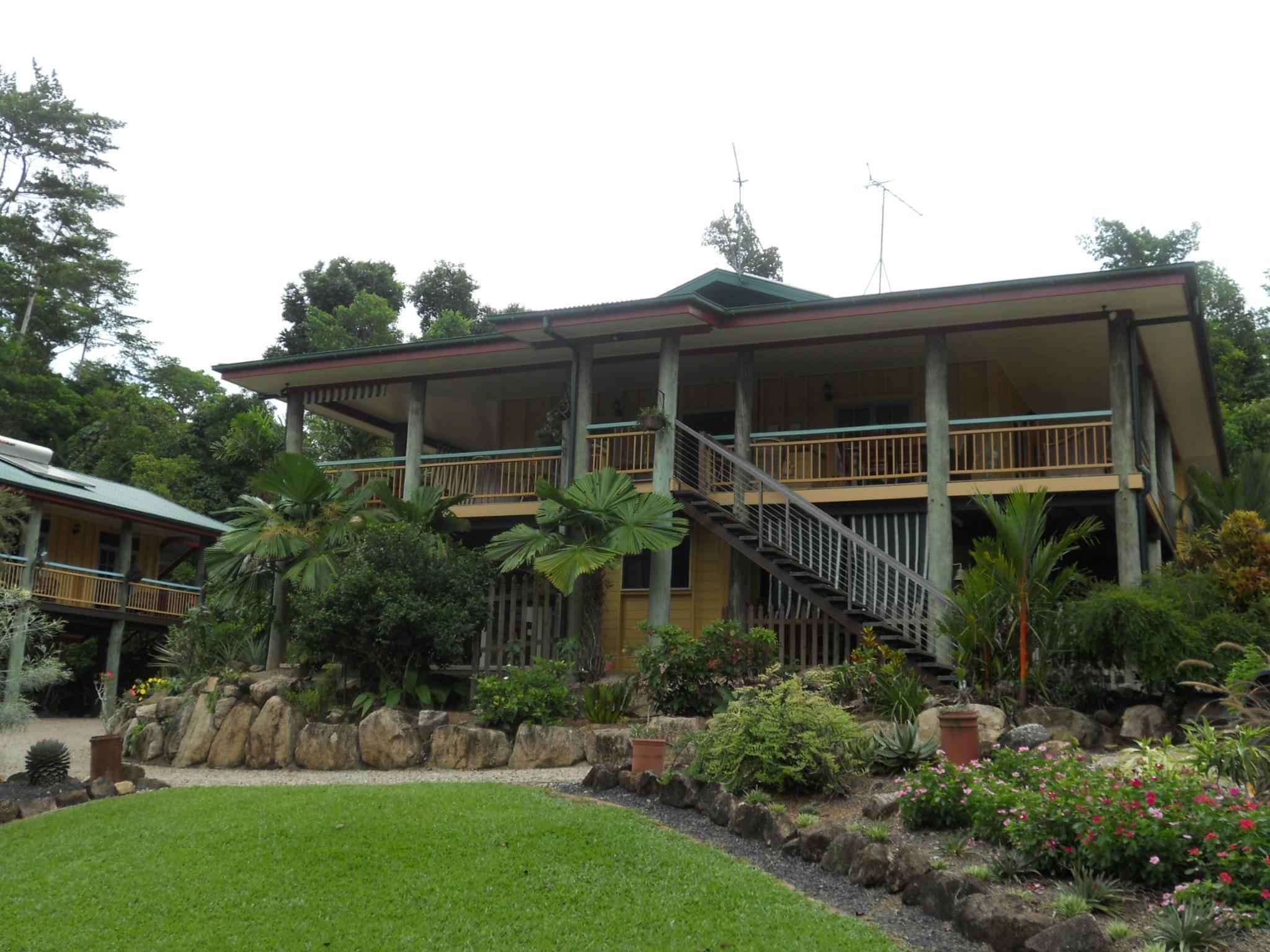 Licuala Lodge - Hotell och Boende i Australien , Mission Beach