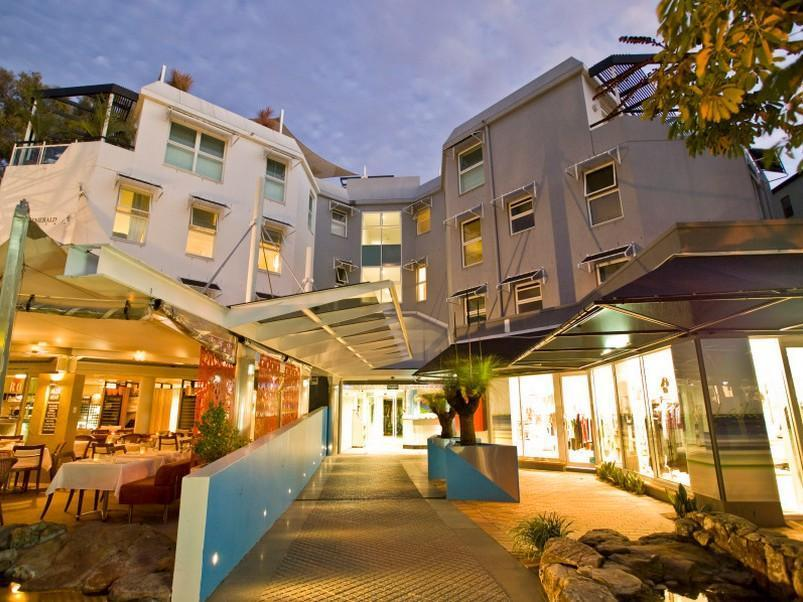The Emerald Noosa - Hotell och Boende i Australien , Noosa