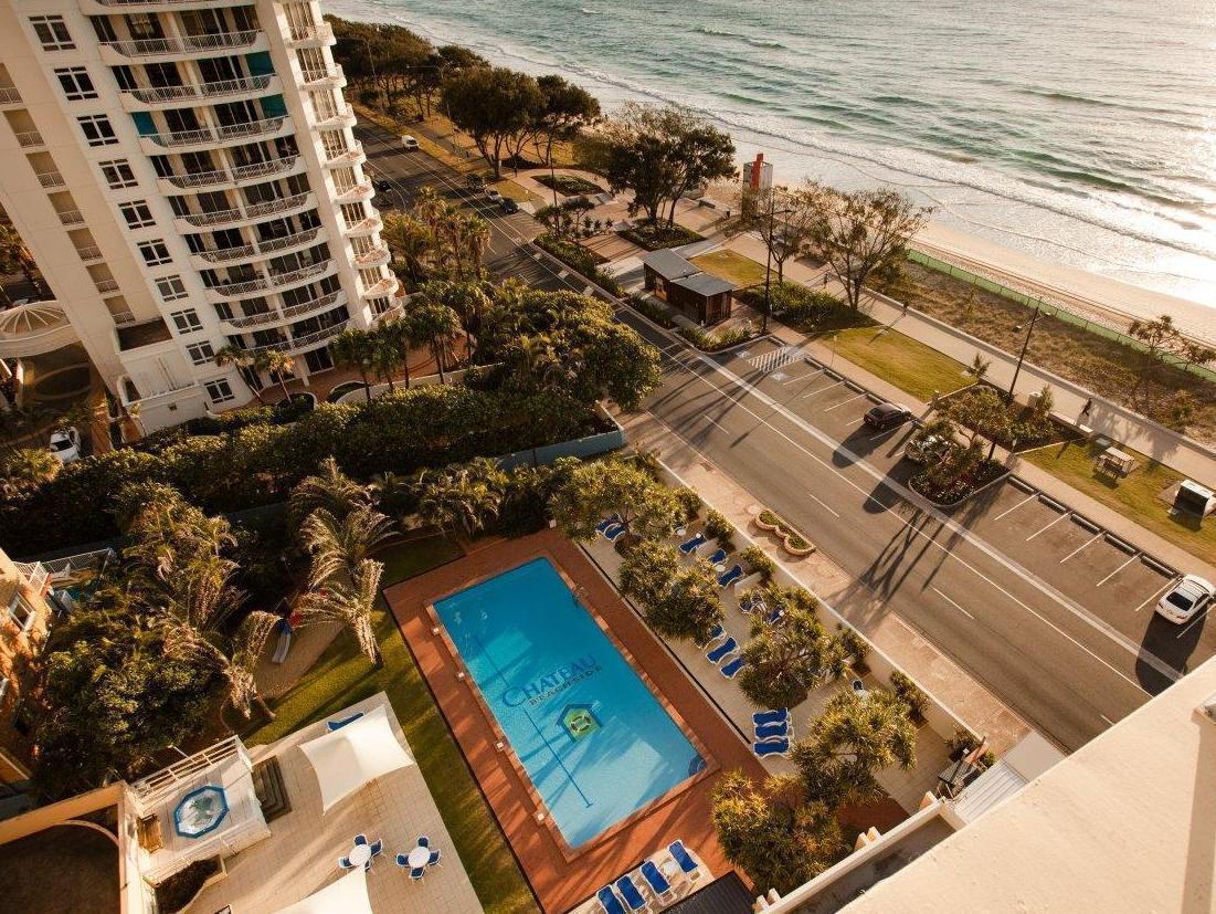 Chateau Beachside Resort - Hotell och Boende i Australien , Guldkusten