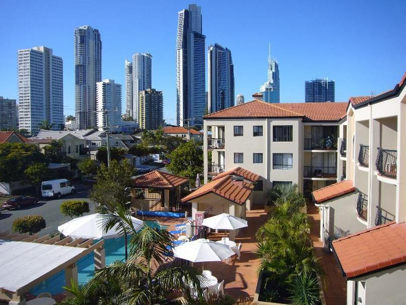 Chevron Palms Holiday Apartments Gold Coast