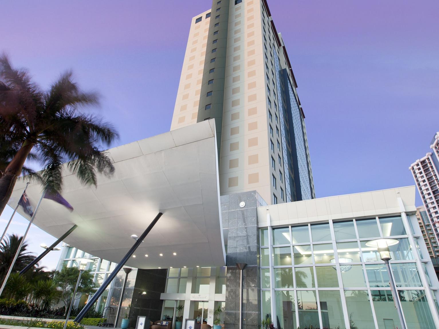 Club Watermark Hotel - Hotell och Boende i Australien , Guldkusten