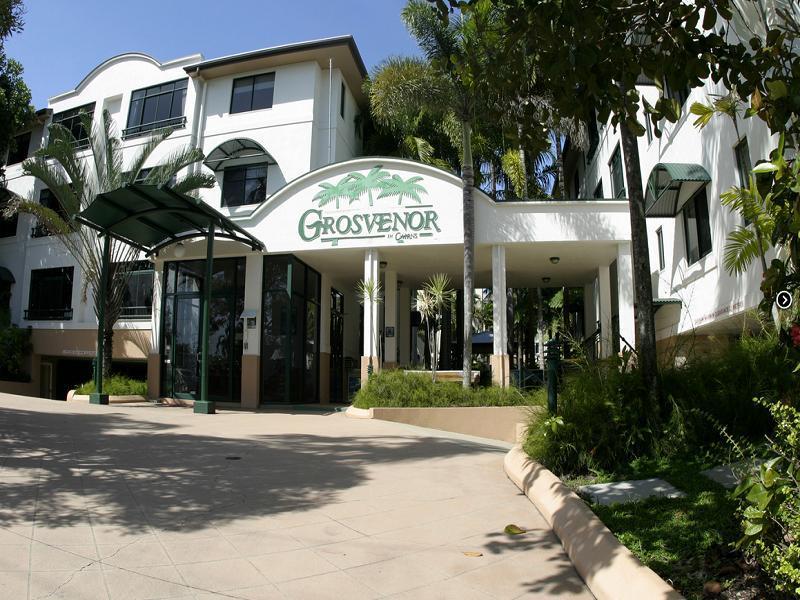 Grosvenor In Cairns Hotel - Hotell och Boende i Australien , Cairns