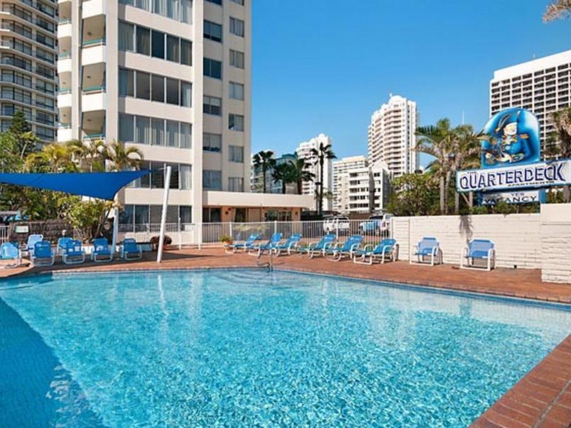 Quarterdeck Apartments - Hotell och Boende i Australien , Guldkusten