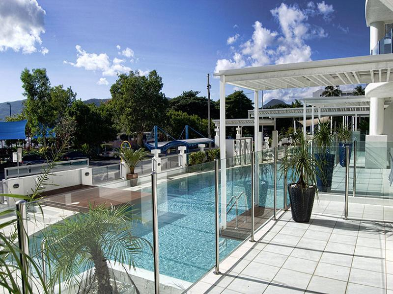 Waters Edge Apartments - Hotell och Boende i Australien , Cairns