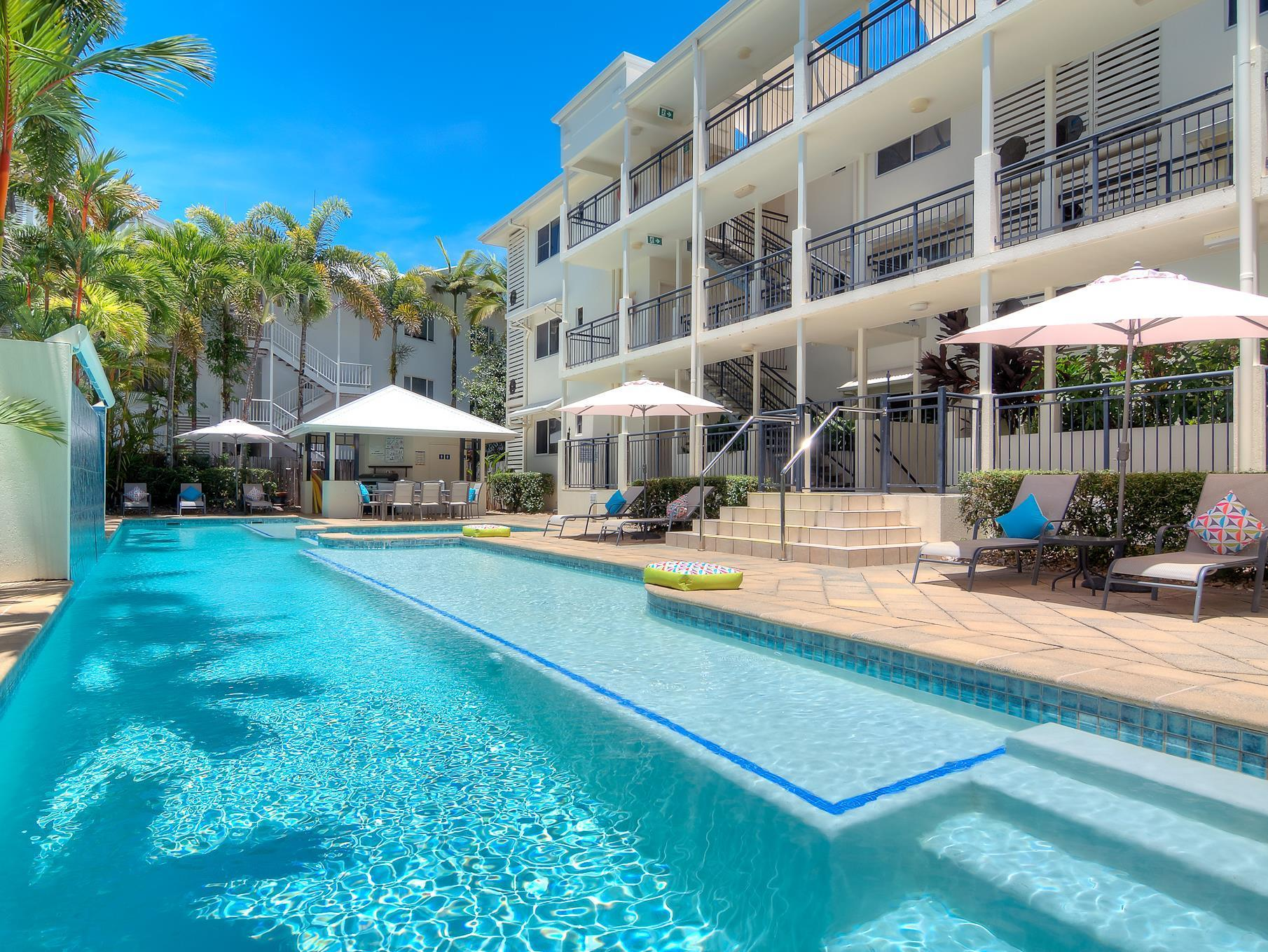Latitude 16 Mowbray by the Sea Apartments - Hotell och Boende i Australien , Port Douglas