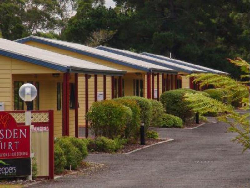 Marsden Court Hotel - Hotell och Boende i Australien , Strahan