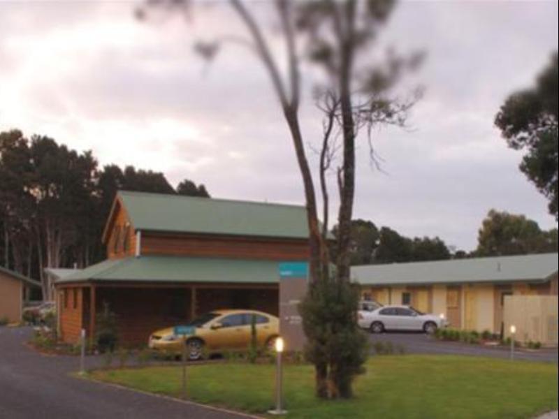 Motel Strahan - Hotell och Boende i Australien , Strahan