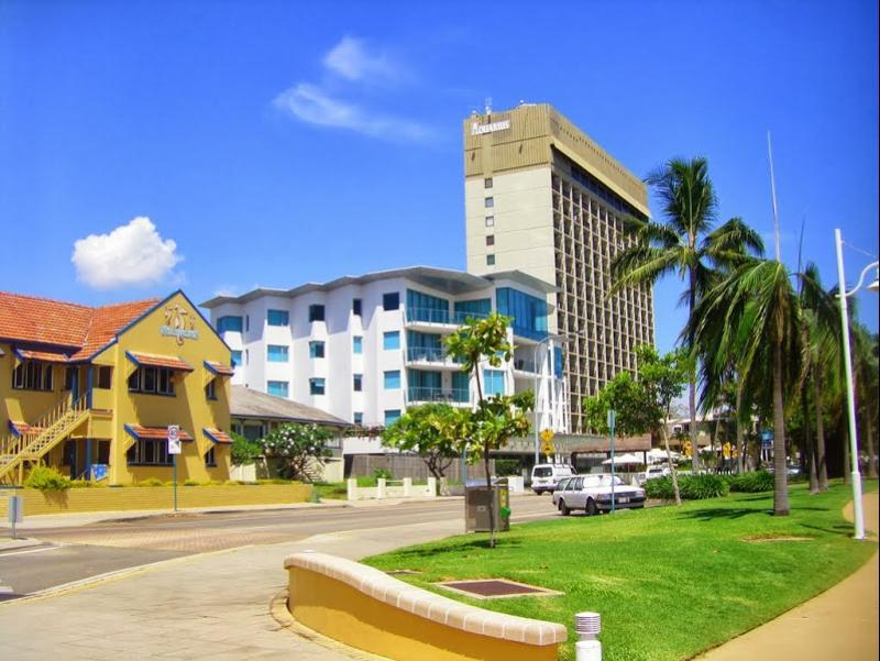 Aquarius On The Beach - Hotell och Boende i Australien , Townsville