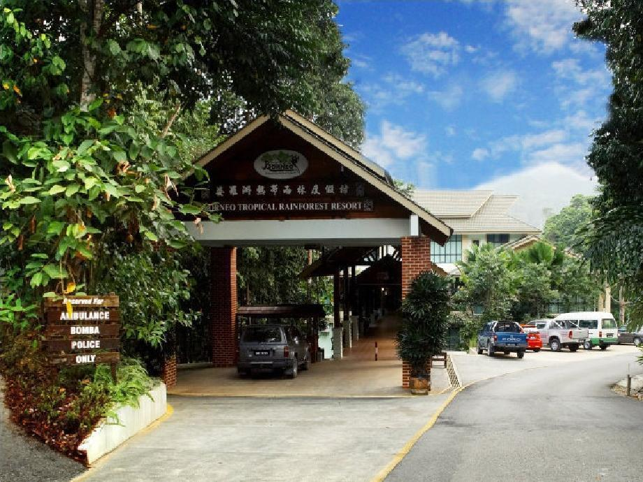 Borneo Tropical Rainforest Resort - Hotels and Accommodation in Malaysia, Asia