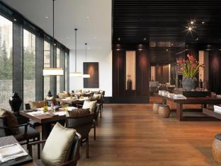 The Puli Hotel and Spa Shanghai - Restaurant