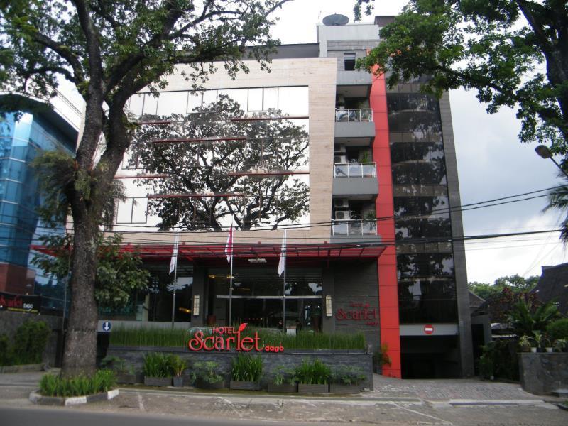 Scarlet Dago Hotel - Bandung