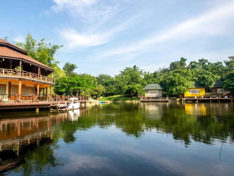 Hotell Kor Sor Resort   Spa i , Hua Hin / Cha-am. Klicka för att läsa mer och skicka bokningsförfrågan