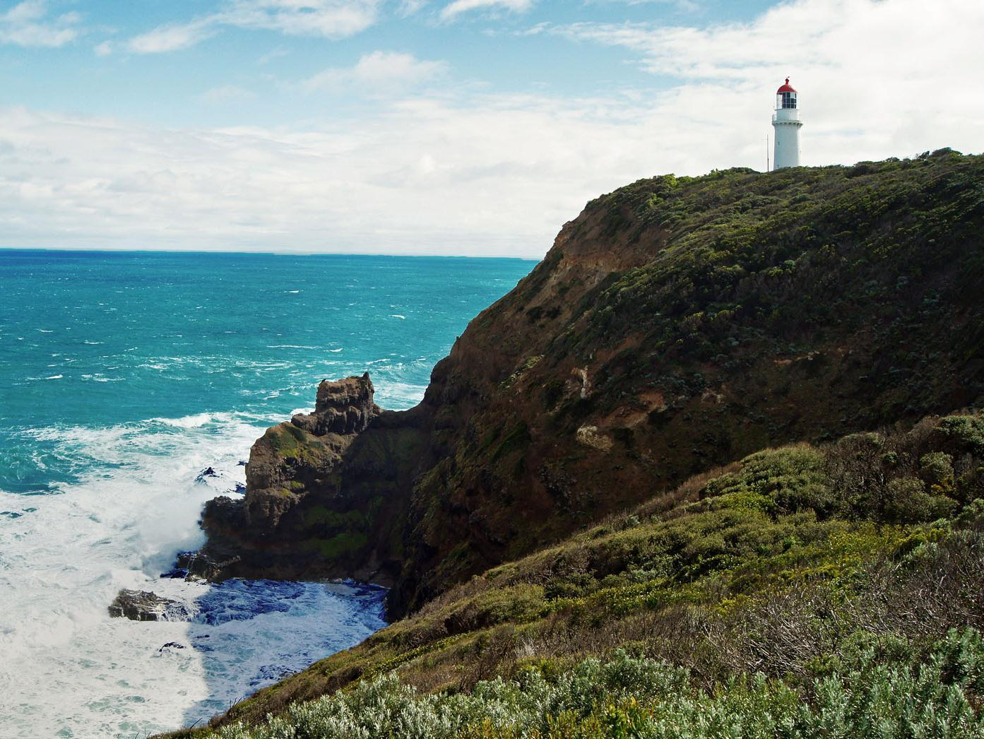 Cape Schanck Lightstation - Hotell och Boende i Australien , Mornington Peninsula