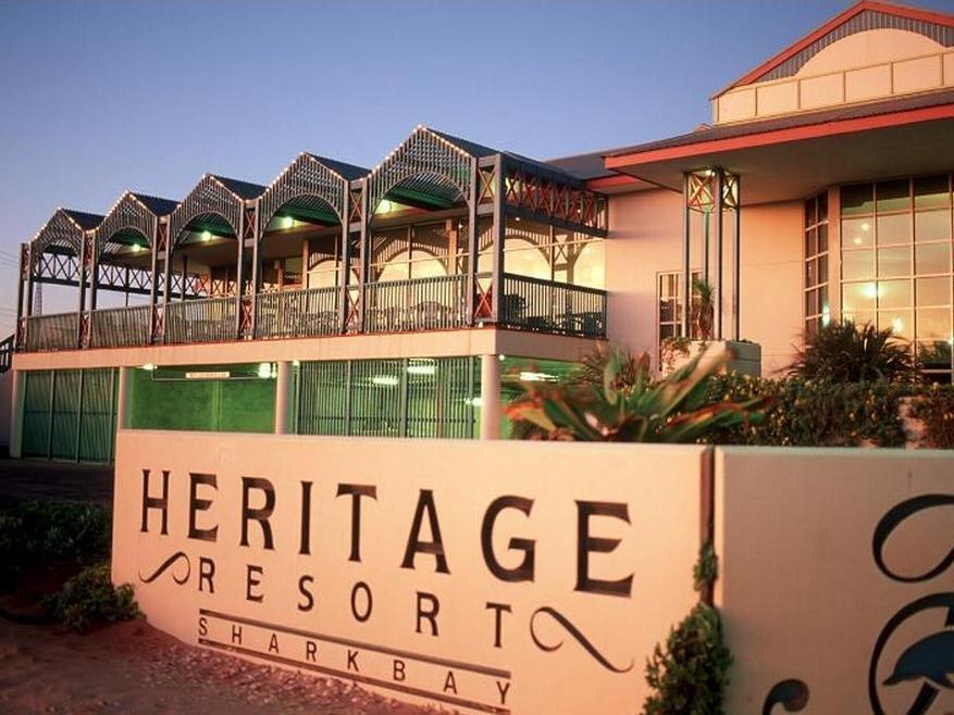 Heritage Resort Shark Bay - Hotell och Boende i Australien , Denham