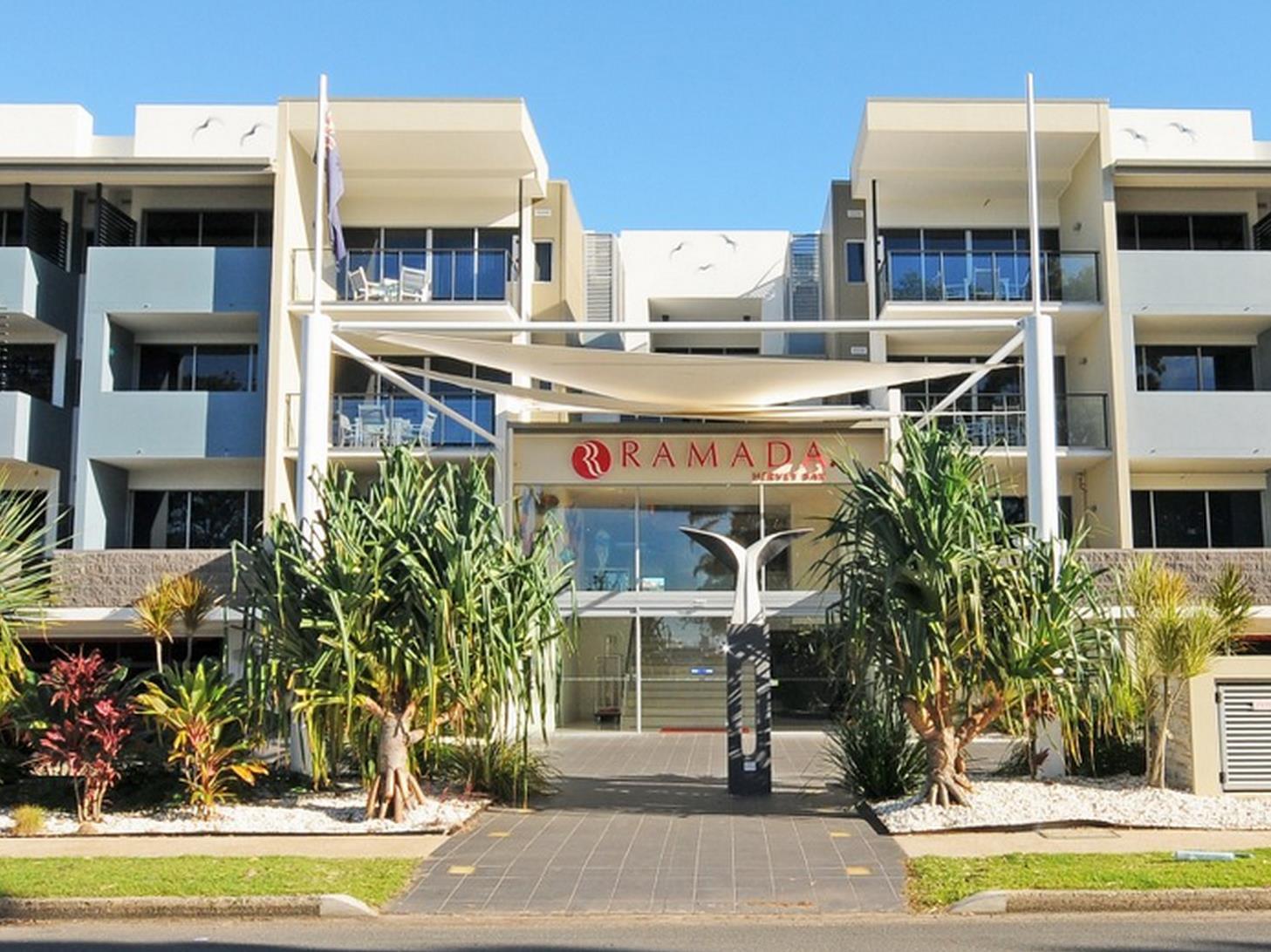 Ramada Hervey Bay - Hotell och Boende i Australien , Hervey Bay