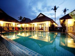 fanari khaolak resort - sea front zone