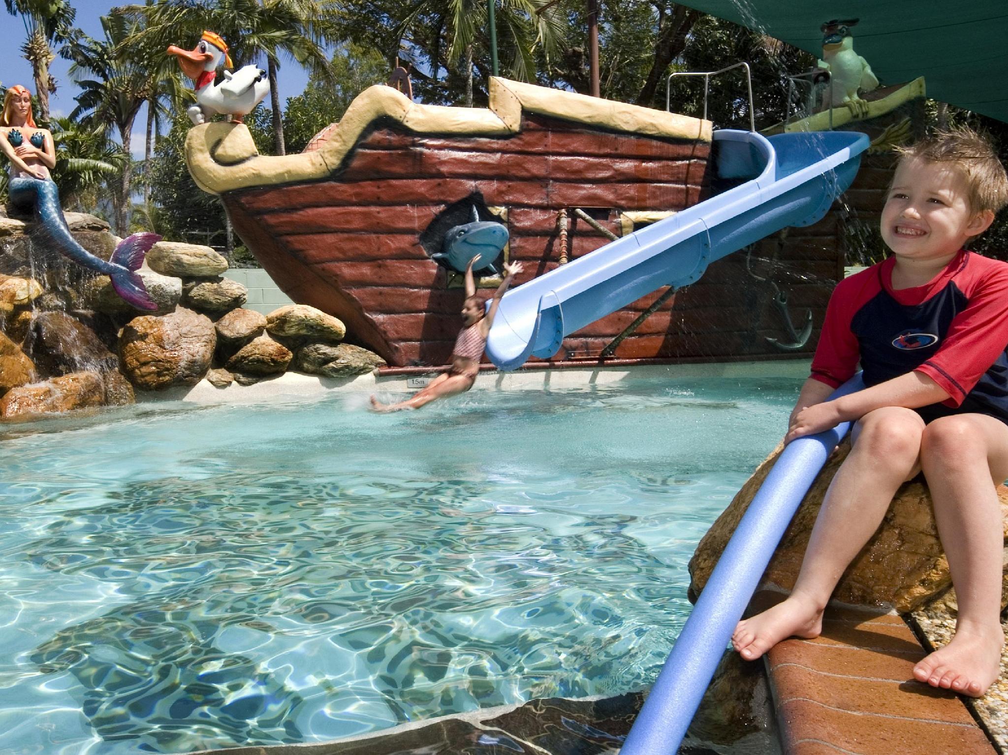 Cairns Sunland Leisure Park Hotel - Hotell och Boende i Australien , Cairns