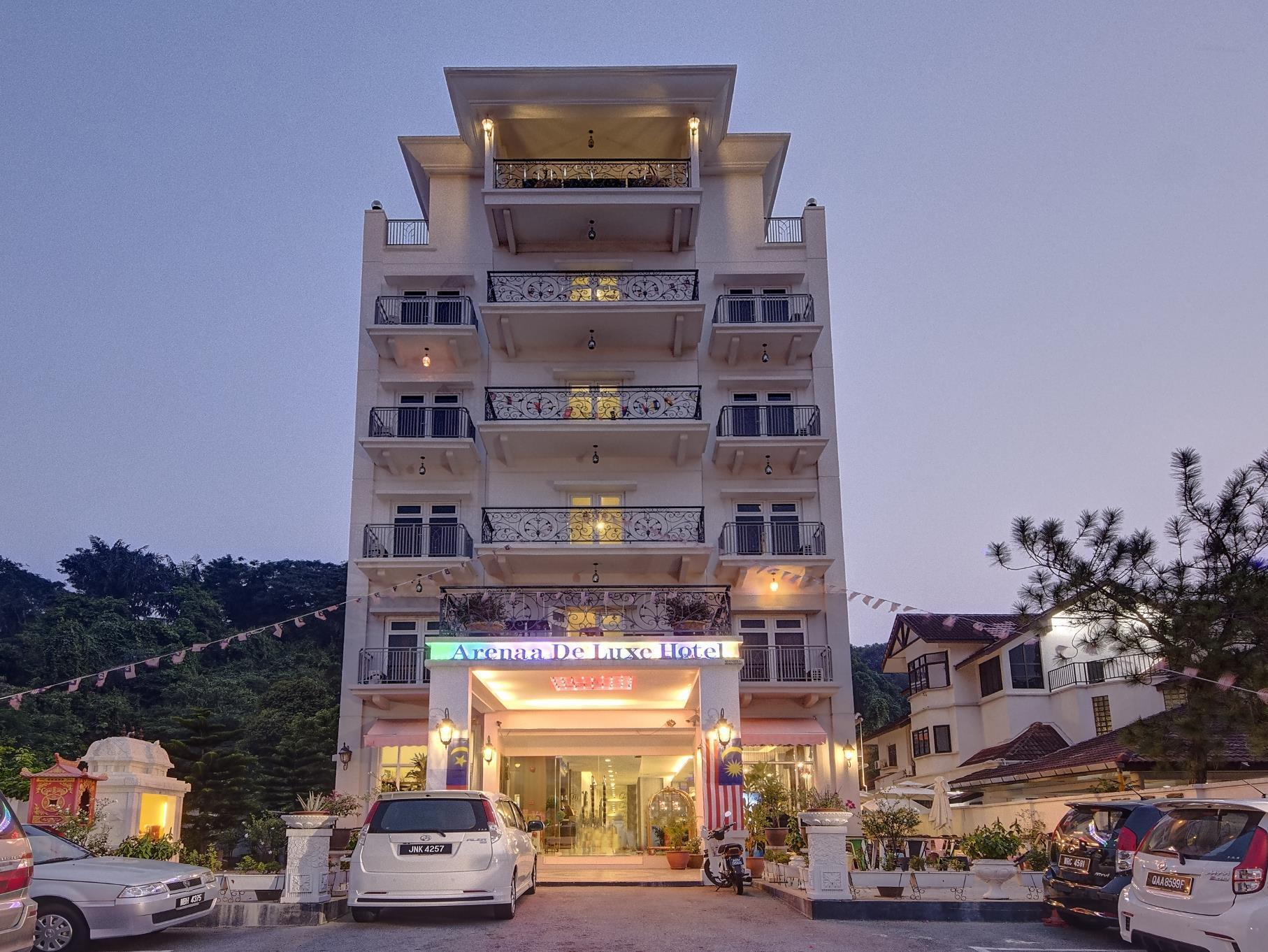 Arenaa Deluxe Hotel - Hotels and Accommodation in Malaysia, Asia