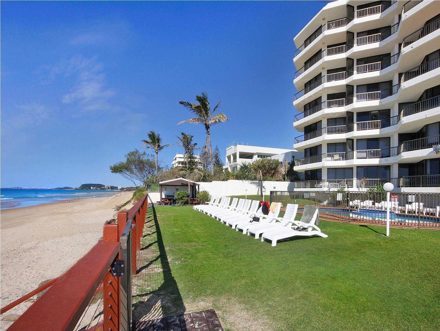 Spindrift on the Beach Apartments - Hotell och Boende i Australien , Guldkusten
