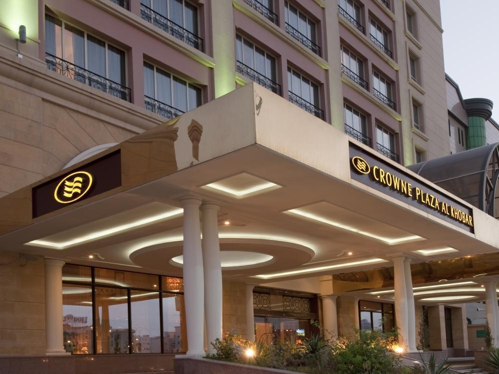 Crowne Plaza Al Khobar - Hotels and Accommodation in Saudi Arabia, Middle East