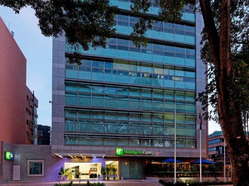 Hotel Holiday Inn Express Bogota - Hotels and Accommodation in Colombia, South America