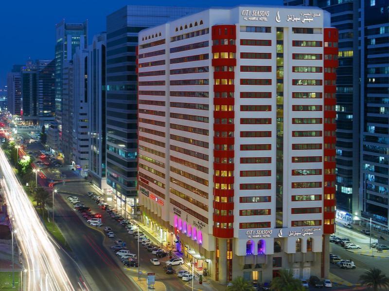 City Seasons Al Hamra Hotel אבו דאבי
