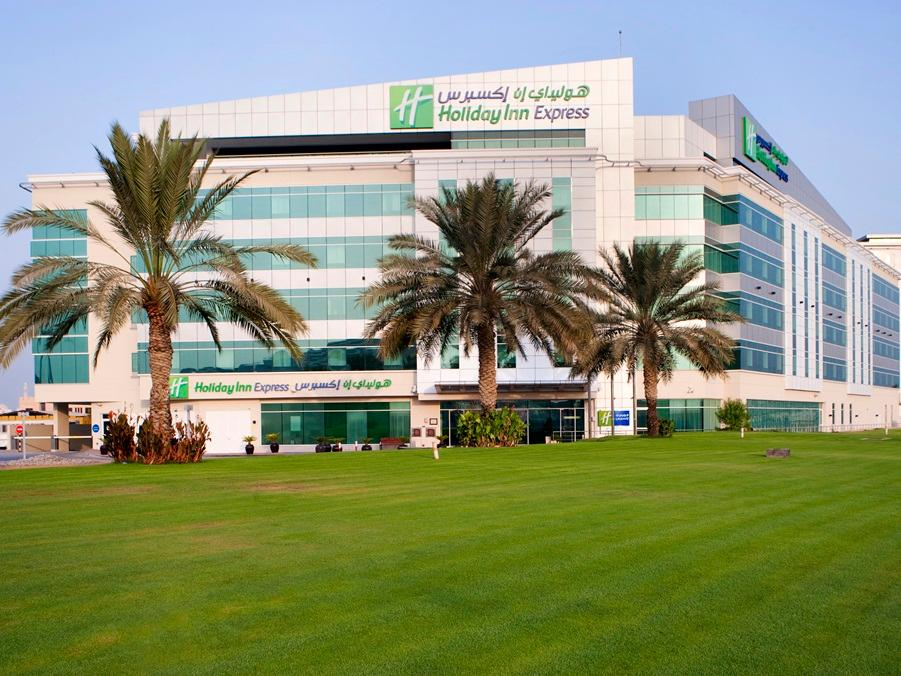 Holiday Inn Express Dubai Airport - Hotels and Accommodation in United Arab Emirates, Middle East