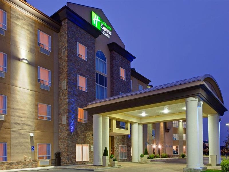 Holiday Inn Express Hotel & Suites Airport Calgary Calgary (AB)