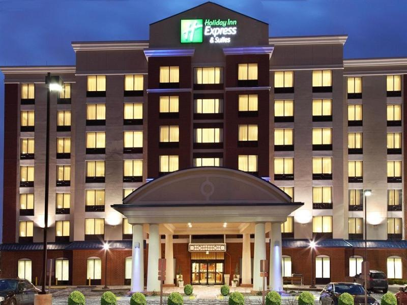 Holiday Inn Express Hotel & Suites Columbus Univ Area Osu