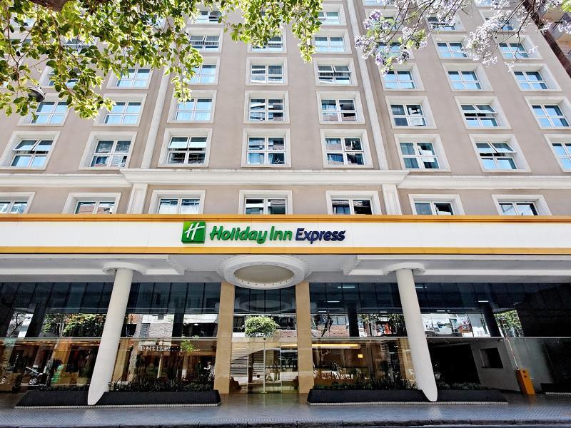 Holiday Inn Express Rosario - Hotell och Boende i Argentina i Sydamerika