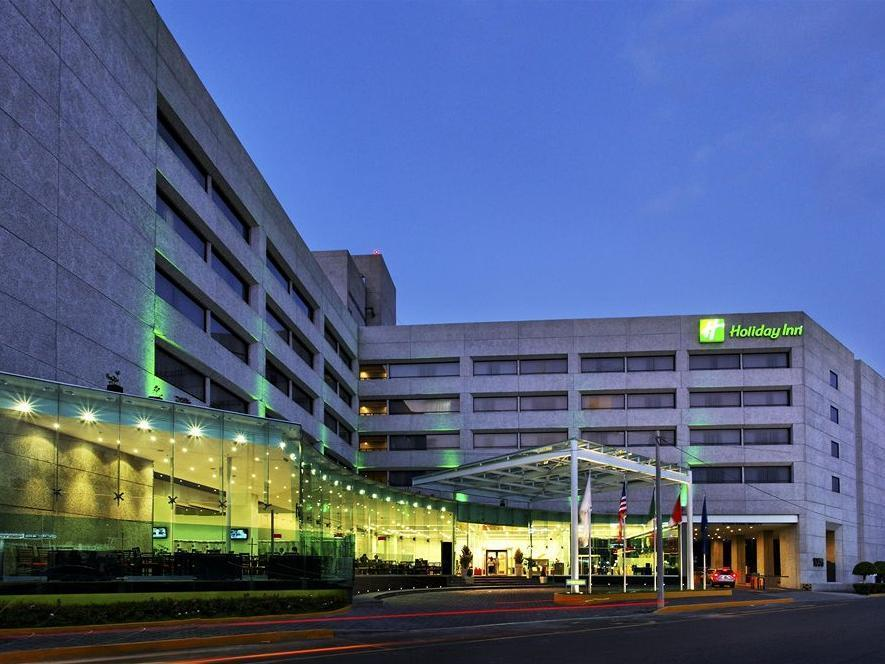 Holiday Inn Mexico City Plaza Universidad Hotel