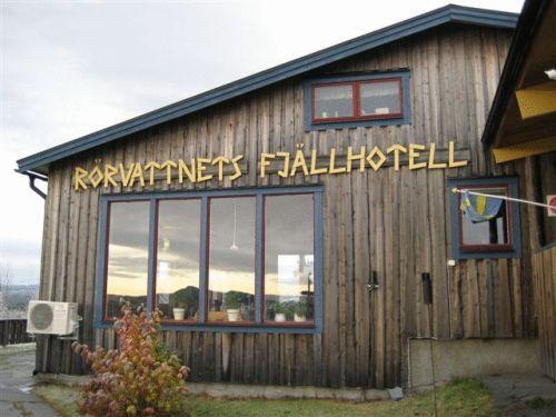 Rorvattnets Fjallhotell Hotel Rorvattnet - Exterior