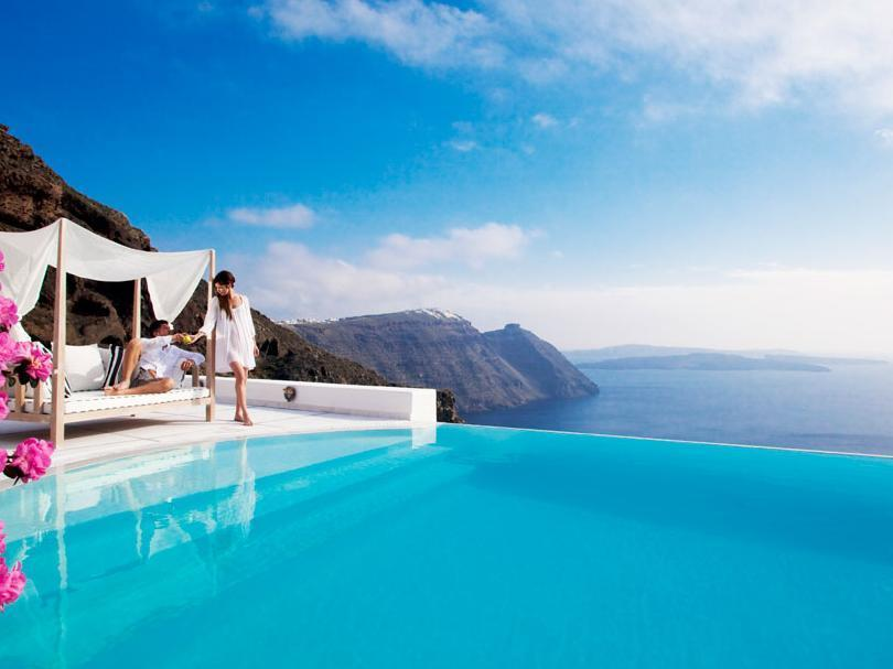 San Antonio Luxury Hotel - Santorini