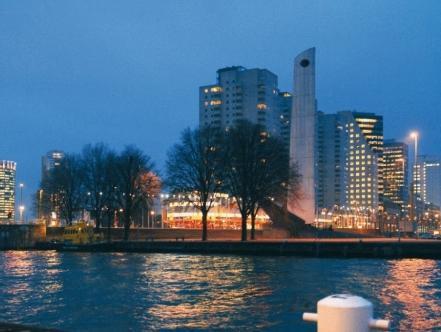 Twentyseven Hotel Rotterdam - Exterior