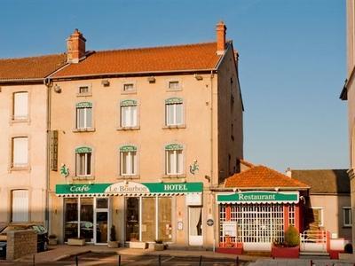 Logis Le Bourbon Yssingeaux - Exterior