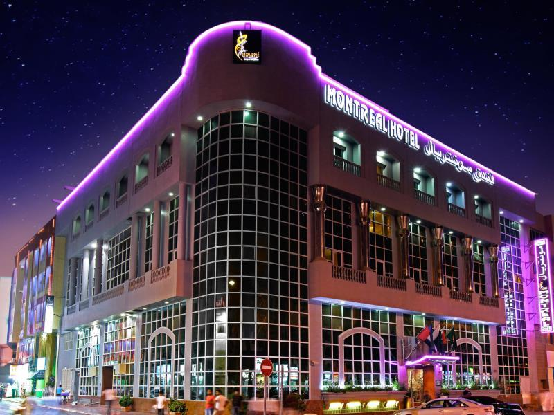 Dorus Hotel - Hotels and Accommodation in United Arab Emirates, Middle East