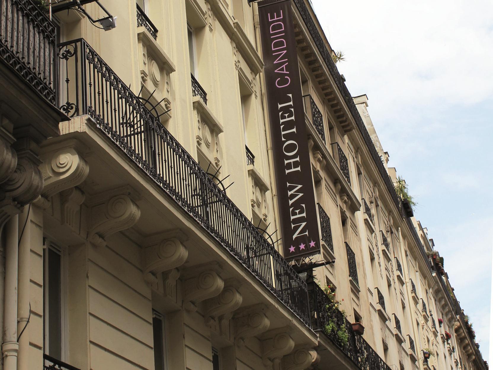 New Hotel Candide - Hotell och Boende i Frankrike i Europa
