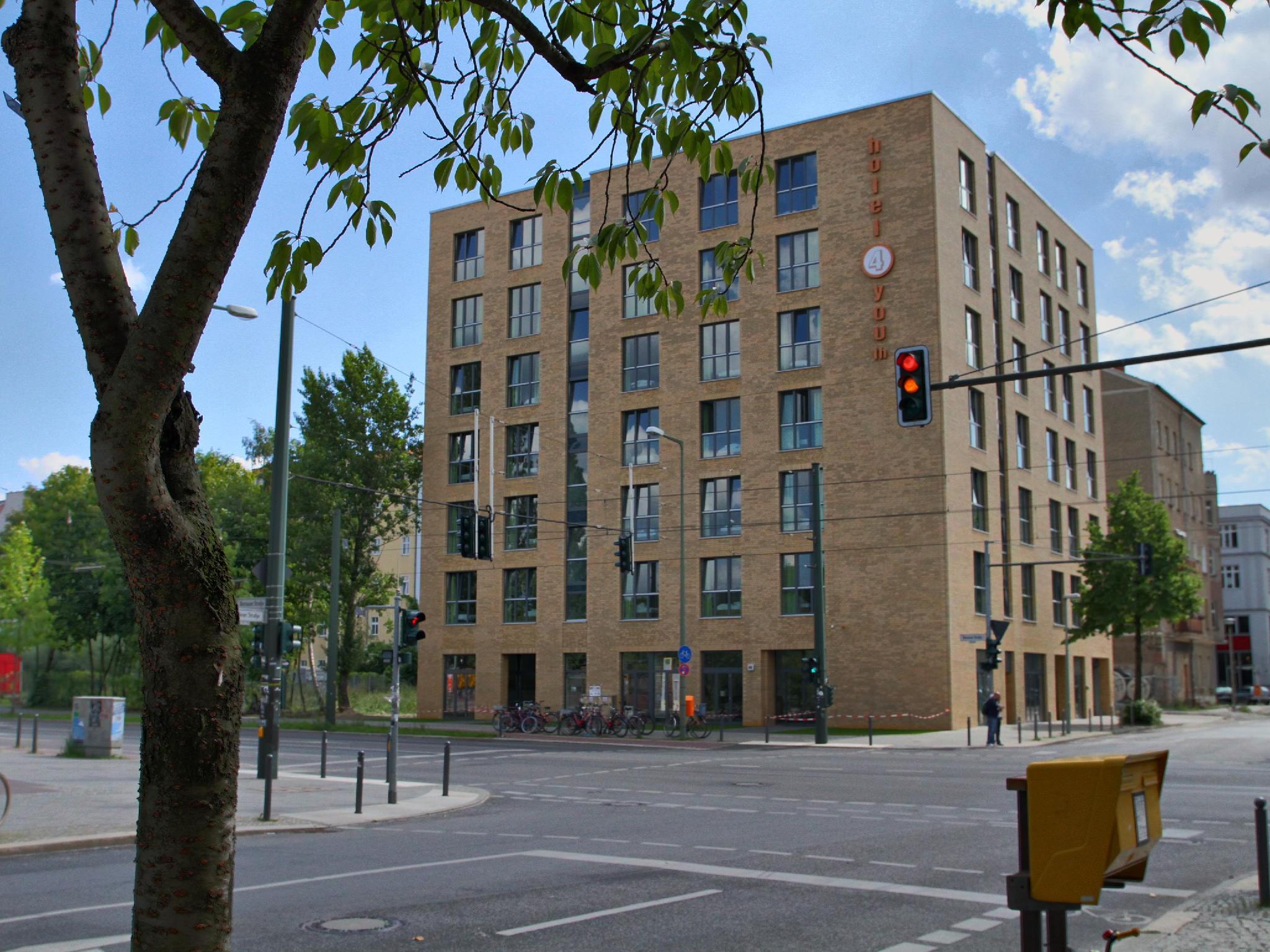 H+ Hotel HVD 4Youth - Hotell och Boende i Tyskland i Europa