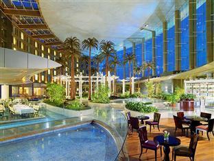 Fairmont Towers Heliopolis Cairo - Atrium
