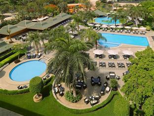 Fairmont Towers Heliopolis Cairo - Swimming Pool
