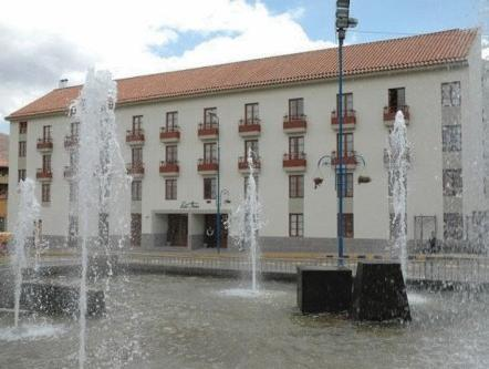 Xima Cusco Hotel - Hotell och Boende i Peru i Sydamerika
