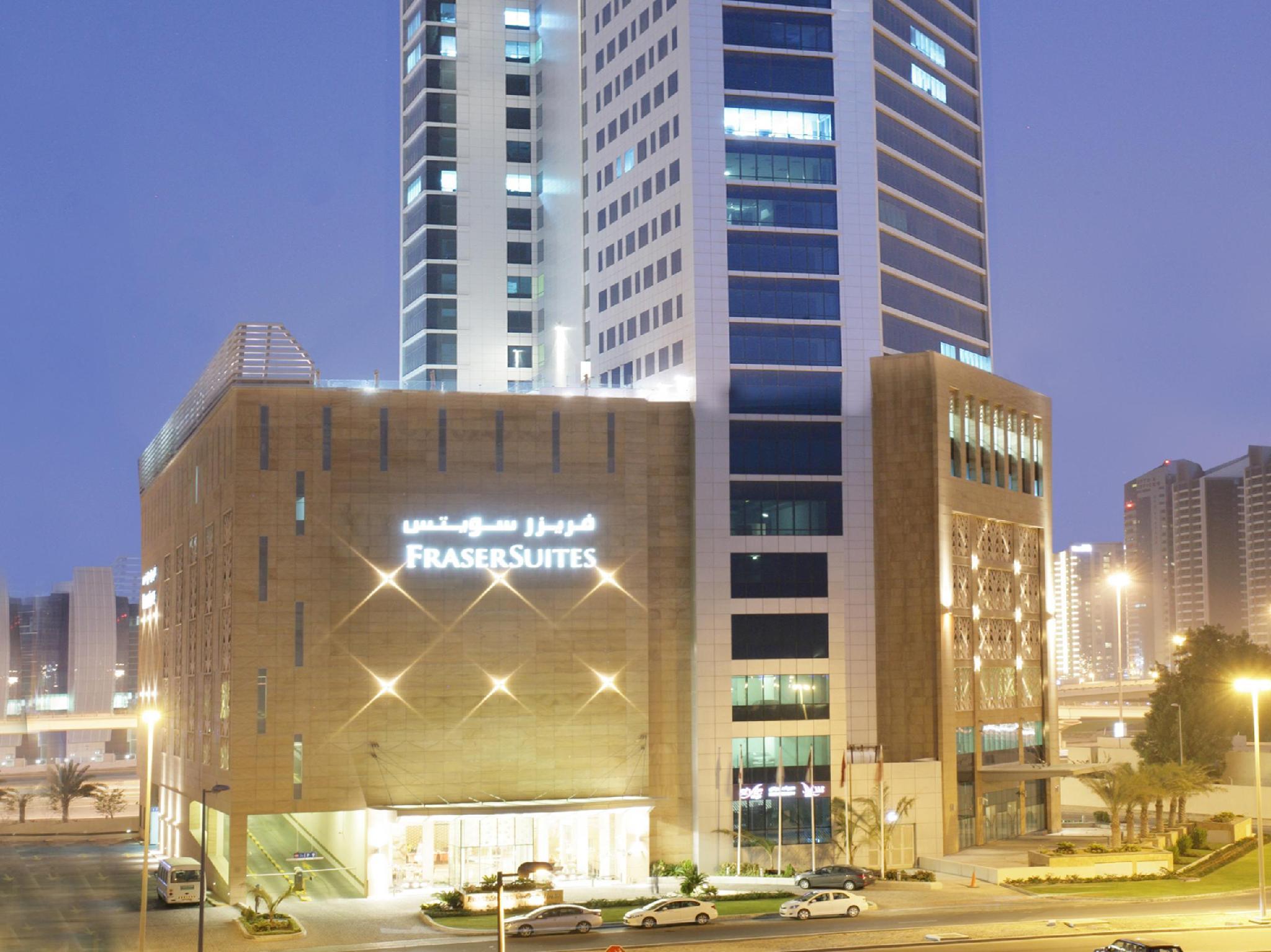 Fraser suites dubai jumeirah beach dubai united arab for Nice hotels in dubai