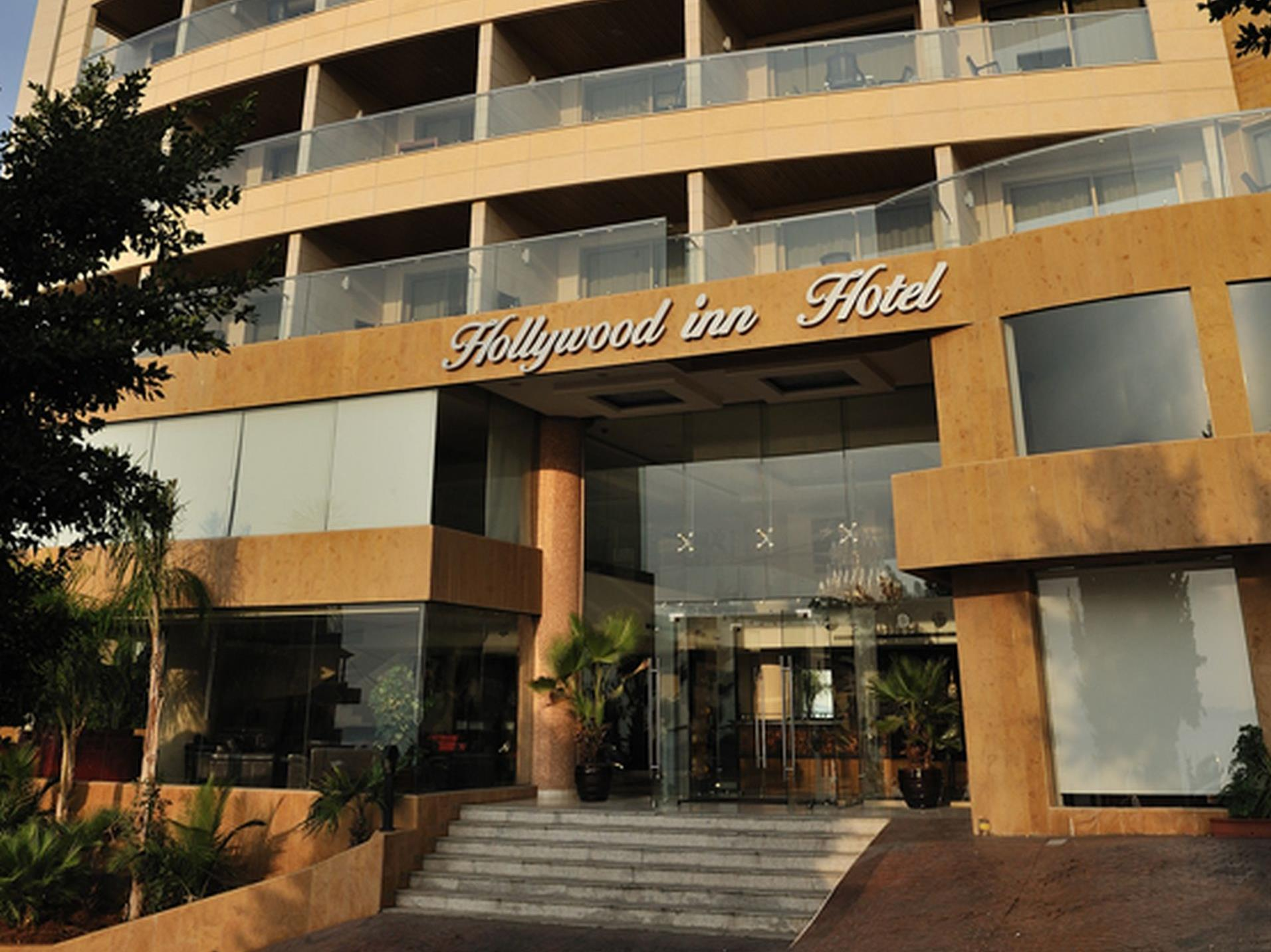 Hollywood Inn Hotel - Hotels and Accommodation in Lebanon, Middle East