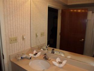 Horizon Inn Newark (New Jersey) - Fürdőszoba