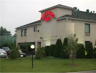 Horizon Inn Newark (New Jersey) - A szálloda kívülről