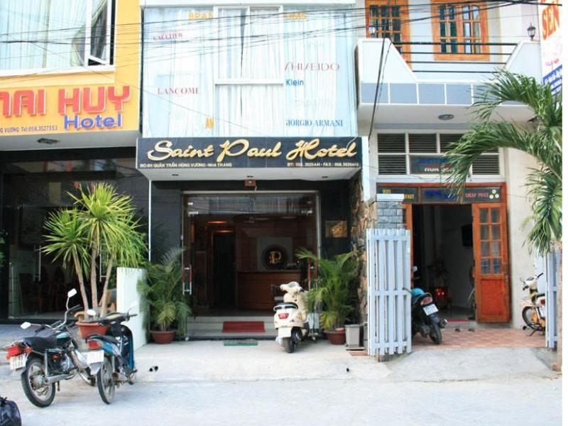 Hotell Saint Paul Hotel - Nha Trang